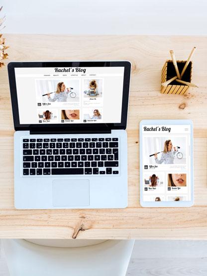 Élaborer & mettre en place des sites Web adaptés aux besoins
